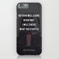 KYLO'S PROMISE iPhone 6 Slim Case