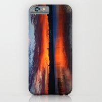 Sunset Wings iPhone 6 Slim Case
