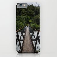 iPhone Cases featuring Bridge by Michelle McConnell