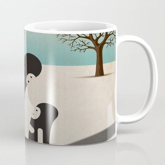 padre/figlio Mug