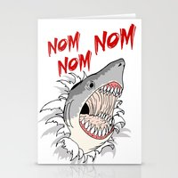 Hungry Stationery Cards