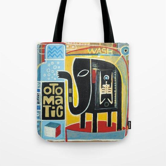 Otomatic Wash Tote Bag