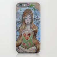 Girl Without Hands iPhone 6 Slim Case
