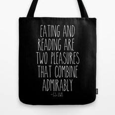 An Admirable Combo Tote Bag