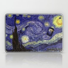 Doctor Who 010 Laptop & iPad Skin