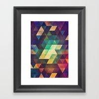Zymmk Framed Art Print