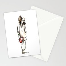 The Traveller Stationery Cards