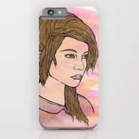iPhone & iPod Case featuring Do you love me? by Kirstie Battson