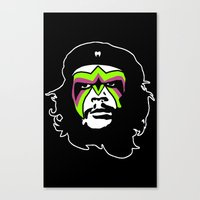 Ultimate Che Canvas Print