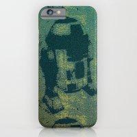 Star Wars Pop Art: Cool R2D2 iPhone 6 Slim Case