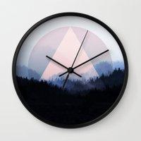 Woods 5X Wall Clock