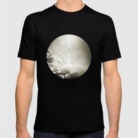 Ascension Mens Fitted Tee Black SMALL