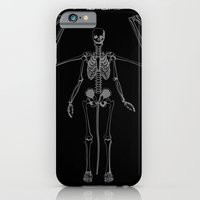 iPhone & iPod Case featuring Angel dark by Gabriele Omar Lakhal
