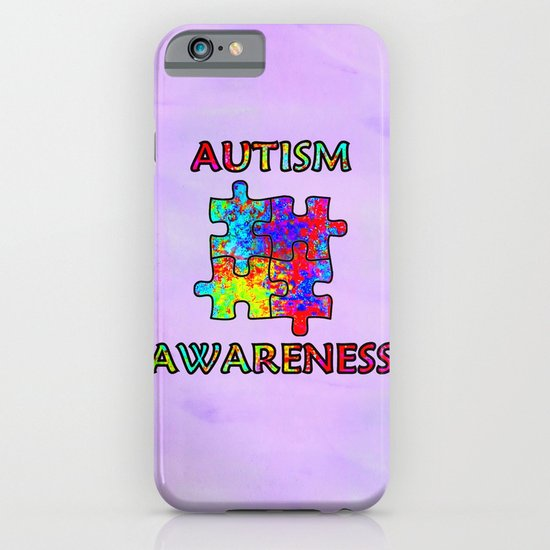 Autism Awareness iPhone & iPod Case