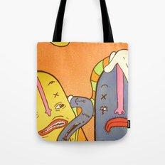 scrap Tote Bag