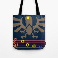 Bioshock Infinite: Song of the Songbird Tote Bag