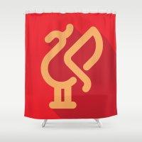 LFC Shower Curtain