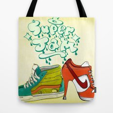super jam Tote Bag