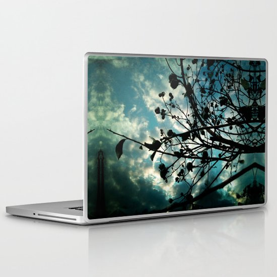Buds and Branches Laptop & iPad Skin