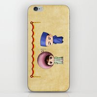 Vietnamese Chibis iPhone & iPod Skin