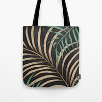 Tropic Nights Tote Bag
