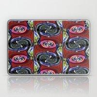 Twisted Circles Laptop & iPad Skin