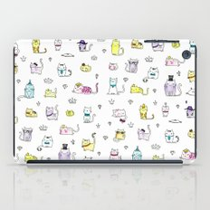 Cats in Couture iPad Case