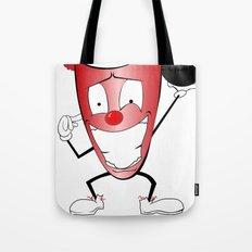 Zany Zinger T-Shirt Tote Bag