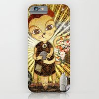 iPhone & iPod Case featuring Kathya by José Luis Guerrero