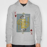 King Of Hearts Hoody