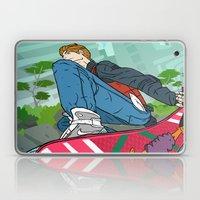 Marty Mc Fly Laptop & iPad Skin