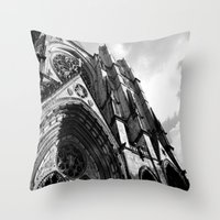 Cathedral Of Saint John … Throw Pillow