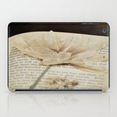 Myths, Flowers iPad Case