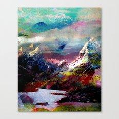 Untitled 20100816g (Landscape) Canvas Print