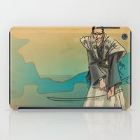 Samurai iPad Case
