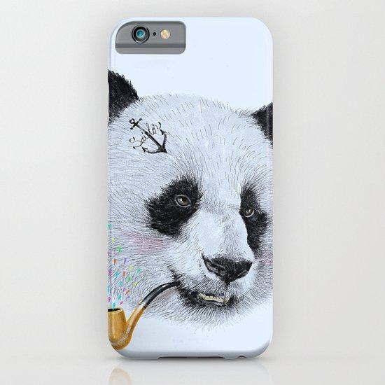 Panda Sailor iPhone & iPod Case
