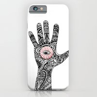 iPhone & iPod Case featuring hand that feeds by bloodpurple