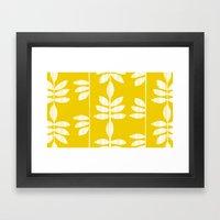 Abadi - Sunburst Framed Art Print