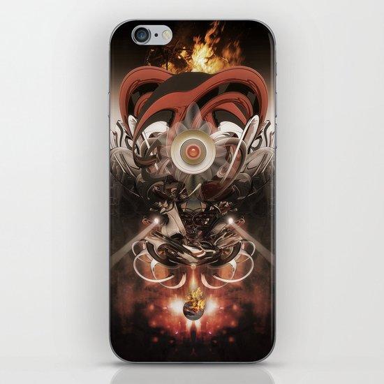 Pyropriest iPhone & iPod Skin