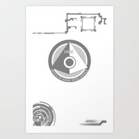 ONI Hardcase Art Print