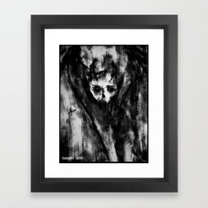 Lucifer Framed Art Print