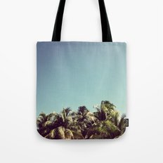 Also Palms Tote Bag