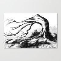 Tree 13 Canvas Print