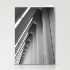 Abstract Modern Architechture Stationery Cards