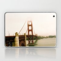GG Bridge San Francisco Laptop & iPad Skin