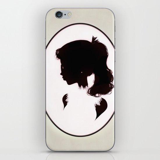 La Boudeuse iPhone & iPod Skin