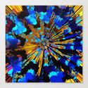trans fusion ray Canvas Print