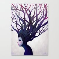 The Spirit Canvas Print