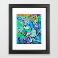 Let Dreams Come Framed Art Print