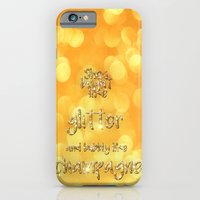 iPhone Cases featuring She´s like by UtArt